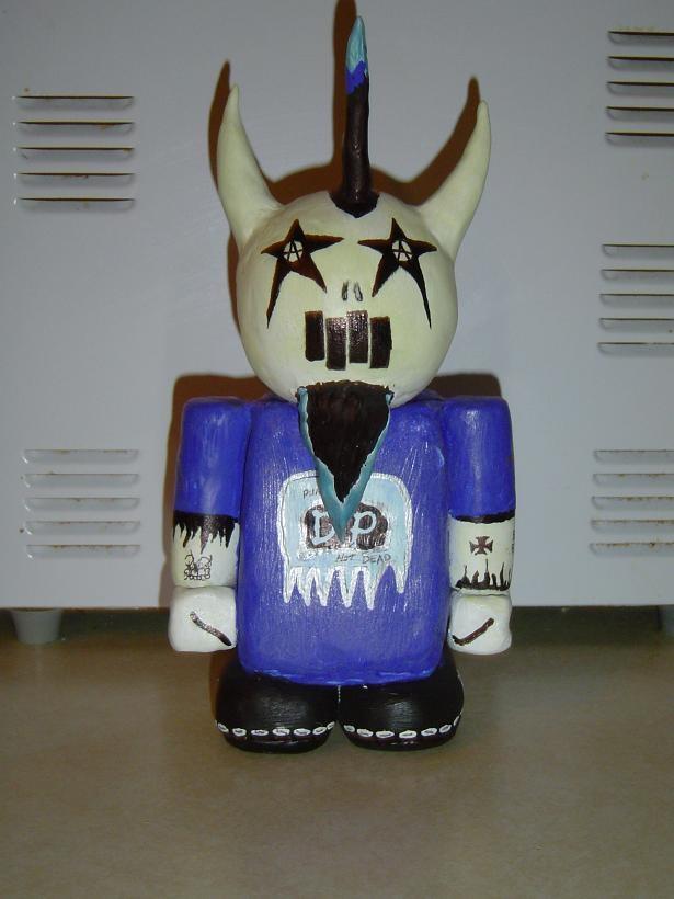 Devil Punk - D.J.A.