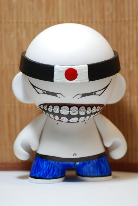 Japanese Gangster - Angelica