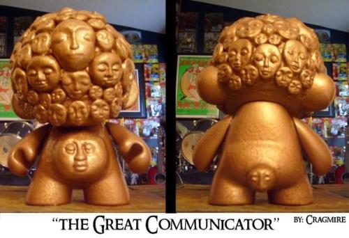 The Great Communicator - Cragmire