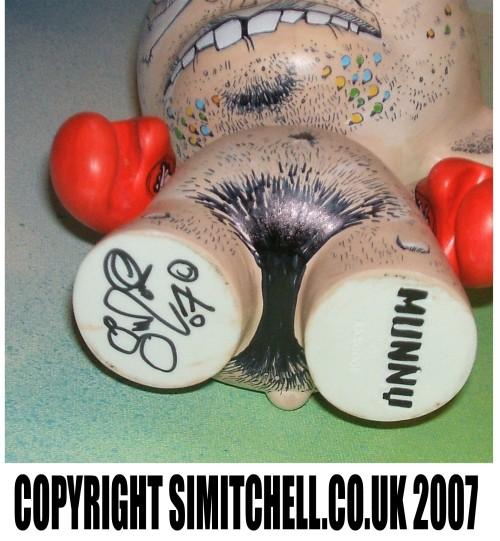 2 Faces - Simon Mitchell