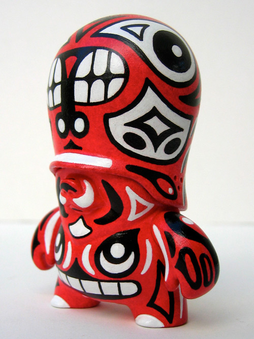 Teddy Totem (Small) - Ryan Crippen