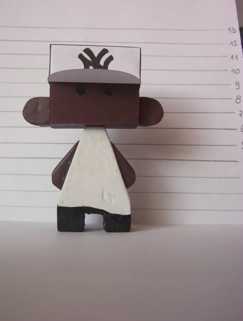 Blackman - Monkej