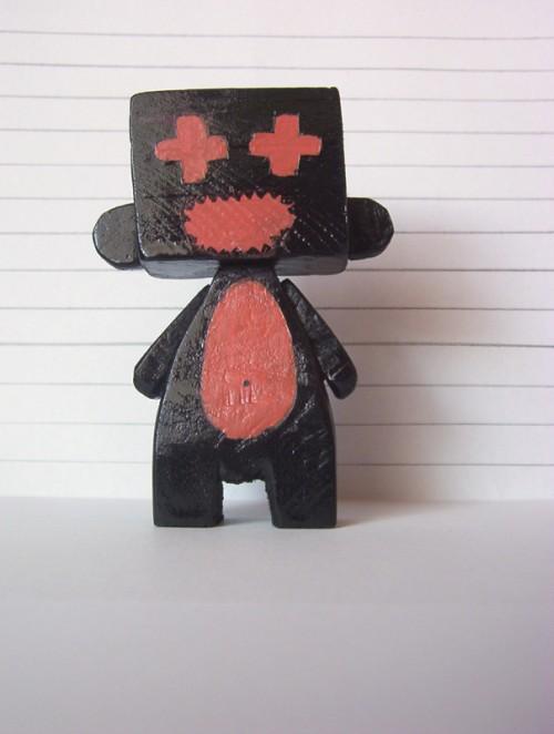 Black Pinokio - Monkej